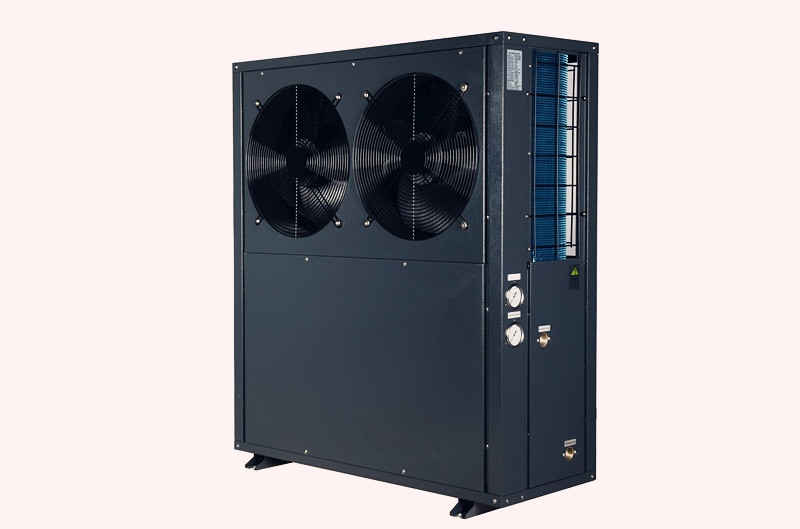 8.3 KW High temperature air source heat pump with 80℃ hot water