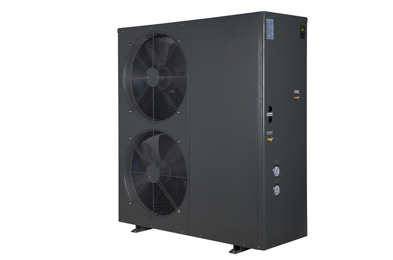 20.6 KW EVI low temperature air source heat pump for cooling and heating and hot water