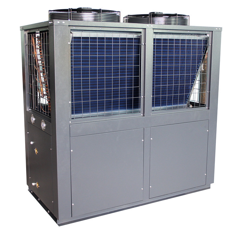 95 KW heating capacity Commercial Air source heat pump for Hospital, hotel projects