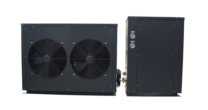 20.6 KW split gas recycle EVI low temperature air source heat pump