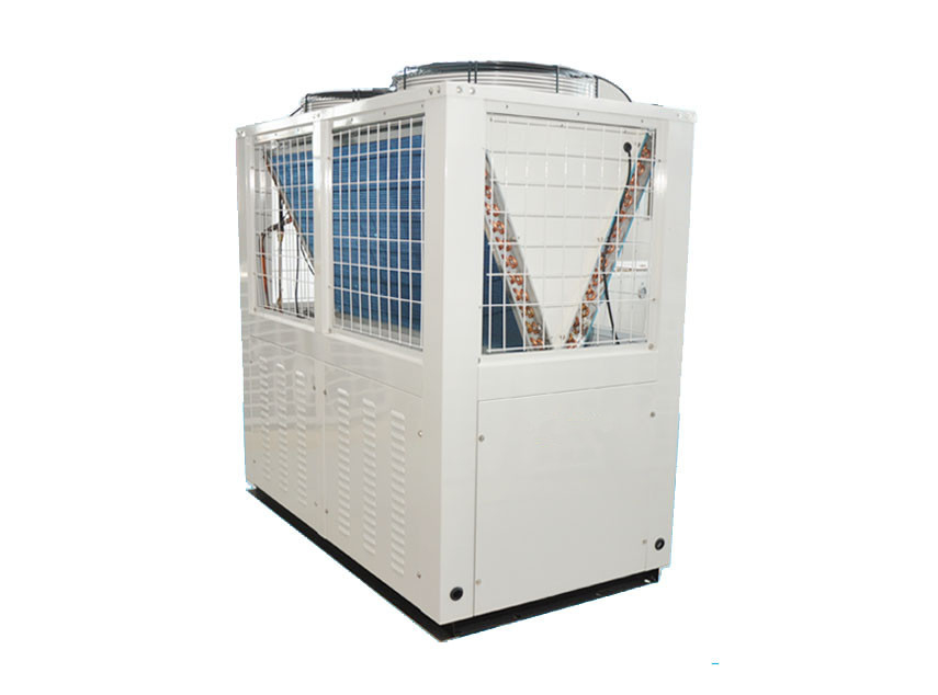 76 KW Heating Capacity Constant Water Temperature Heat Pump for Swimming Pool