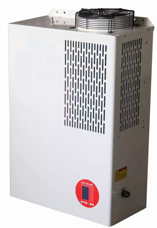 Wall-mounted type all in one heat pump water heater with 60L water tank
