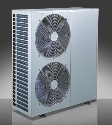 13.8 KW High temperature air source heat pump with 80℃ hot water
