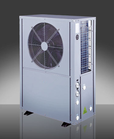 10.8 KW EVI low temperature air source heat pump for cooling and heating