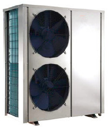 heat pump heating and cooling system