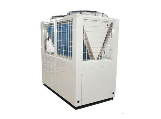 China 95 KW heating capacity Air source heat pump for hot water projects distributor
