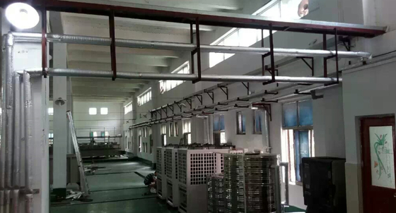 China 95℃ hot water project 04 distributor
