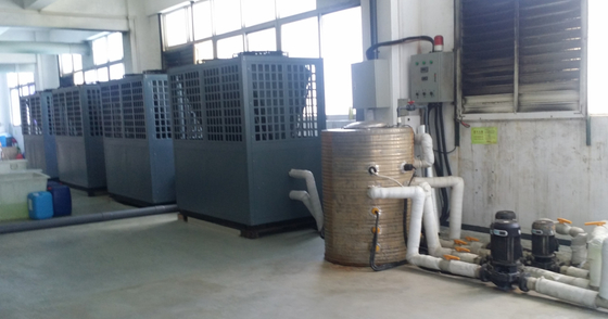 China 95℃ hot water project 05 distributor