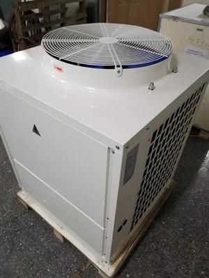 China 10.8 KW air source heat pump water heater distributor