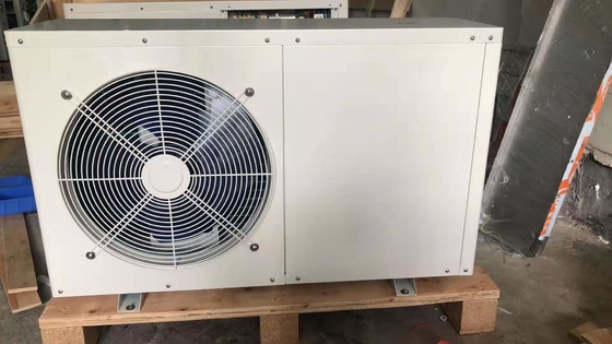 China 3.5 kW Domestic Air Source Heat Pump; with circulation pump inside factory