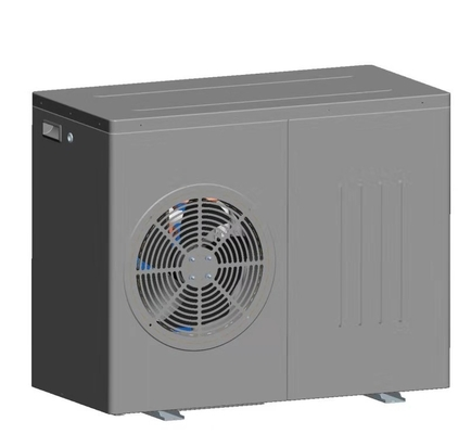 China 9.5 kW Domestic Air Source Heat Pump; with circulation pump inside factory