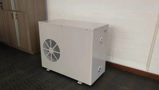 China 9kW Domestic Air Source Heat Pump; with circulation pump inside distributor