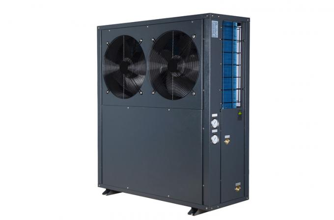 EVI low temp High COP air to water heat Pump