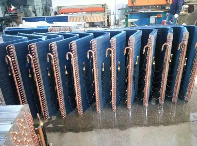 Evaporators for different Heat Pump with different Heating Capacity