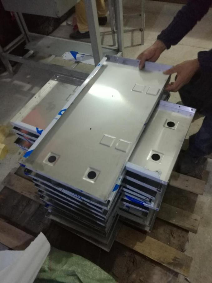 Metal Plate for different Heat Pump with different Heating Capacity