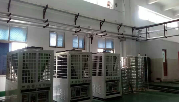 95℃ hot water projects
